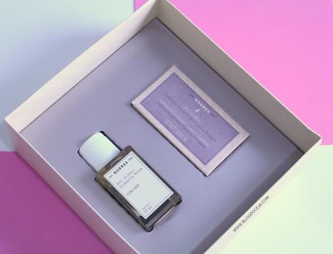 Resenha Perfume Pimenta Rosa - Korres
