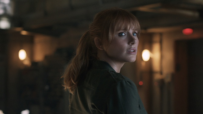 The Last Thing I See Jurassic World Fallen Kingdom 2018 Movie Review