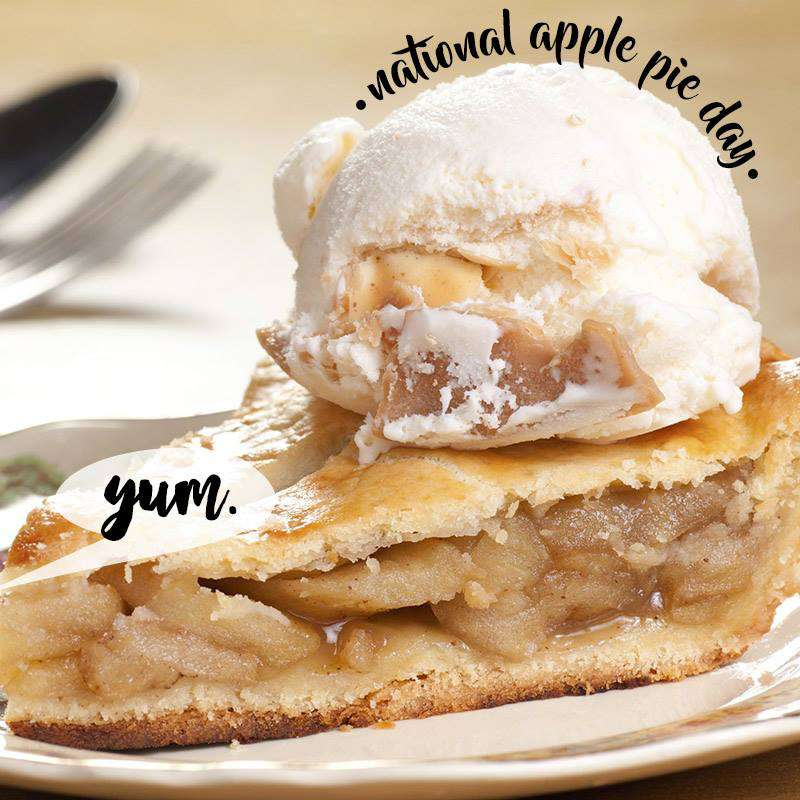 National Apple Pie Day Wishes for Whatsapp