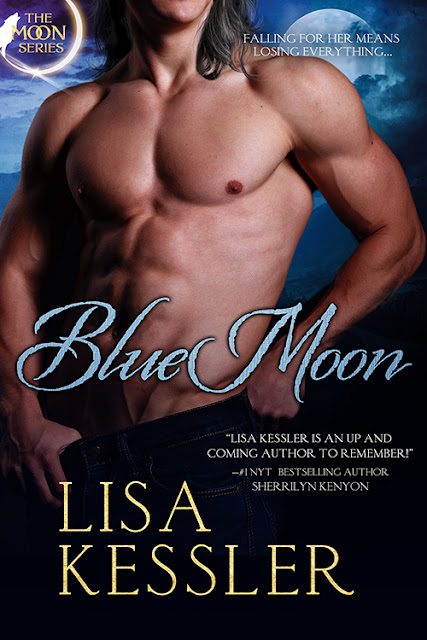 Release: BLUE MOON by Lisa Kessler