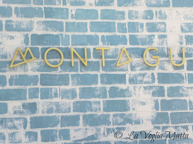 Ristorante Montagu a Portorose in Slovenia