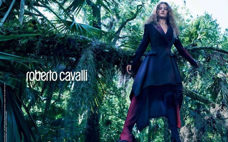 Roberto Cavalli Fall Winter 2018 Campaign