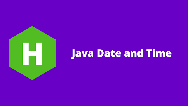 HackerRank Java Date and Time problem solution