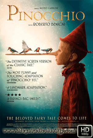Pinocho (2019) [1080p] [Latino-Italiano] [MEGA]