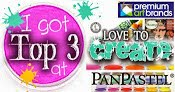 Top 3 at Love To Create Challenge