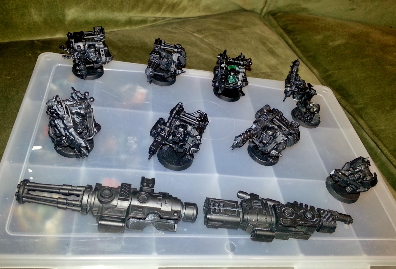 how to get started with 40k