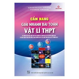 Cẩm Nang Giải Nhanh Bài Toán Vật Lý THPT ebook PDF-EPUB-AWZ3-PRC-MOBI