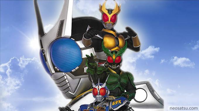 Kamen Rider Agito The Movie: Project G4 Subtitle Indonesia