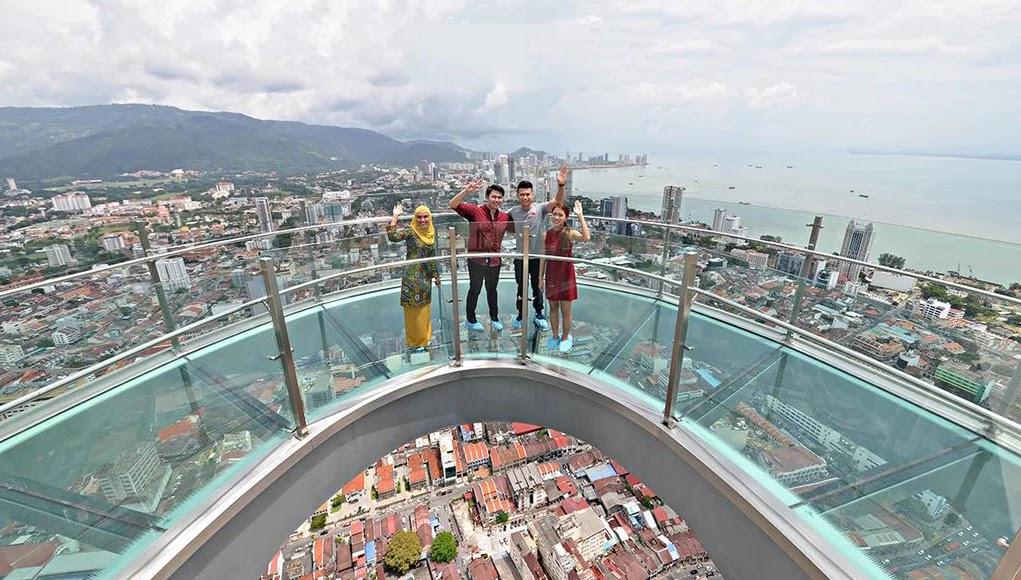 Penangkini 25 Tempat Menarik Di Pulau Pinang Untuk Dilawati