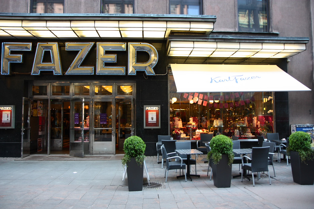 Fazer Cafe Töölö