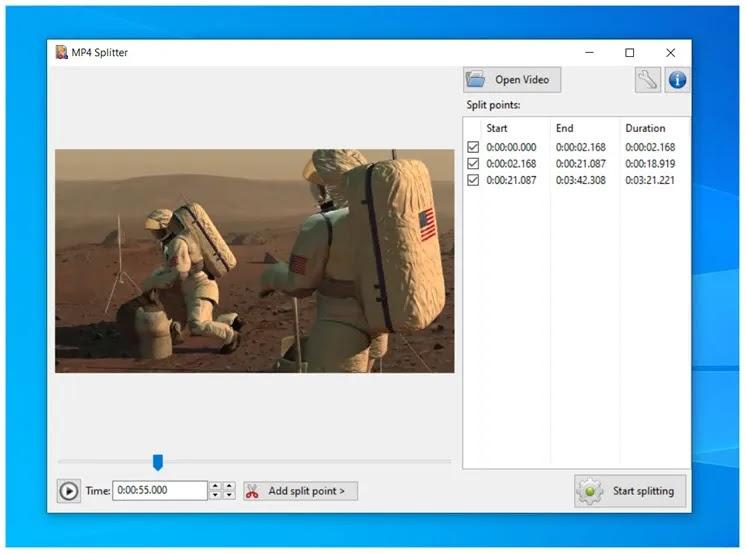 MP4Tools :  Συλλογή εργαλείων  για τη διαχείριση αρχείων βίντεο MP4