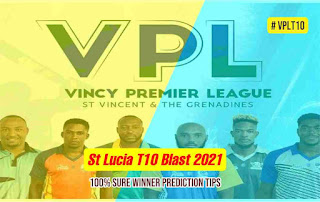 La Soufriere Hikers vs Fort Charlotte Strikers VPL T10 1st Match Prediction