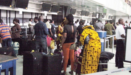 FAAN Beefs Up Security At Nigerian Airports After Brussels Attack