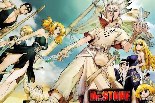 Anime Dr. Stone añade nuevas voces a su reparto