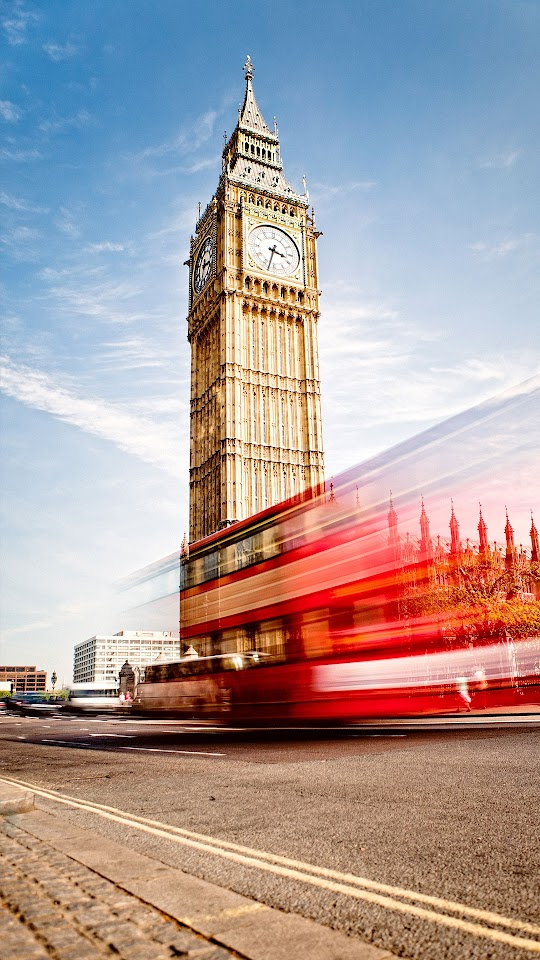 Big Ben Tower London Lockscreen  Galaxy Note HD Wallpaper