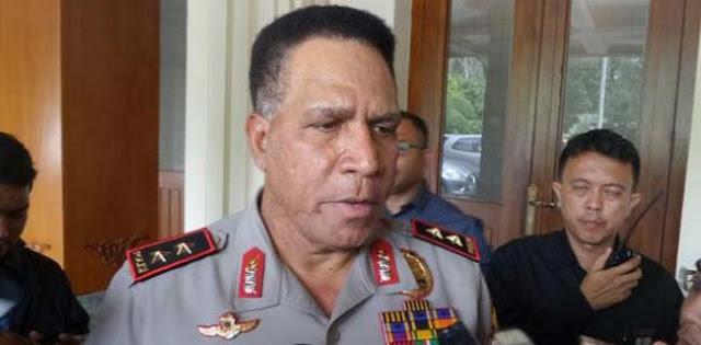 Kapolda Papua Tegaskan Rusuh Wamena Bukan Karena Konflik SARA