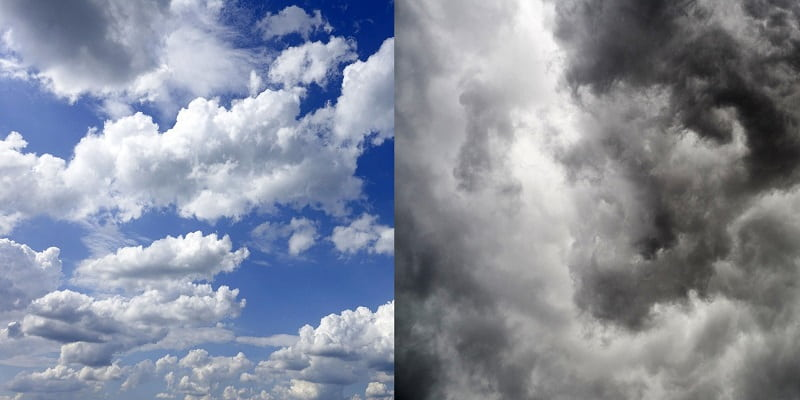 Why Do Clouds Turn Black Before The Rain? Amazing Facts About Clouds