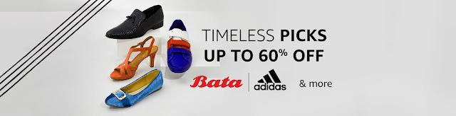 amazon footwear sale, Amazon timeless Picks,