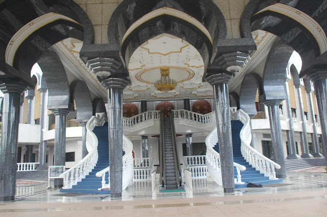 Jame' asr hassanal bolkiah mosque
