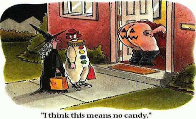Halloween funny Quotes