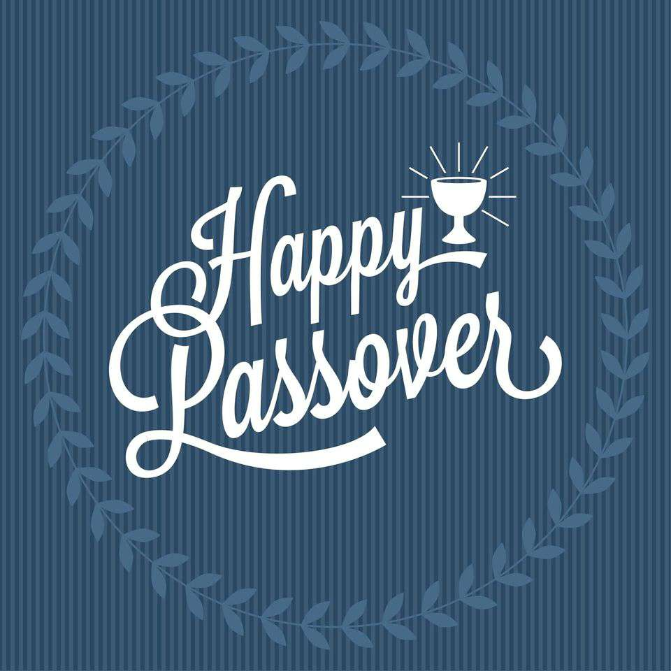Passover Wishes Unique Image