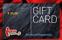 Logo Vinci un magico shopping da Iper con Glade :165 Gift Card da 25€.