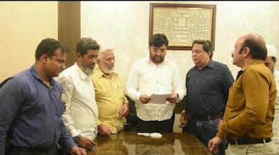 Haji Arfat Shaikh Ne Muslim samaj ki behtari may Liya ek bada Faisala