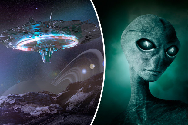 alien, extraterrestrial