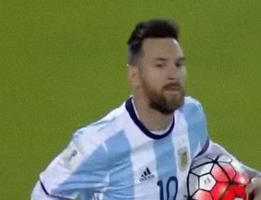 هاتريك ميسى يقود الأرجنتين إلى كأس العالم 2018