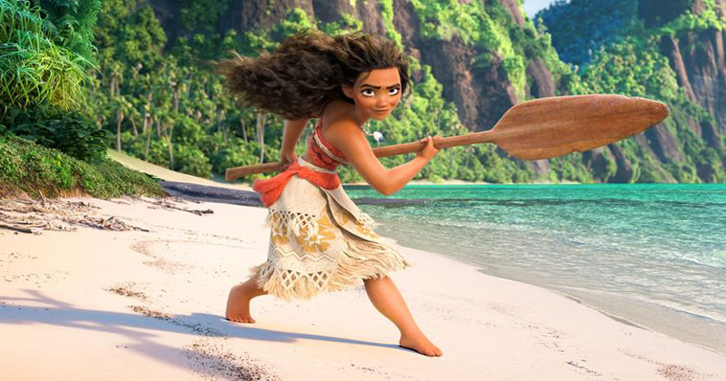 How to Make an Easy DIY Moana Costume for Halloween