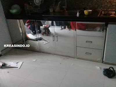 Jasa Kitchen Set Stainless Bandung Kualitas Terbaik No Satu