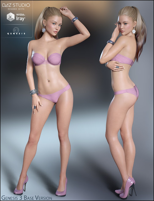 Brittany for Genesis 3 Female