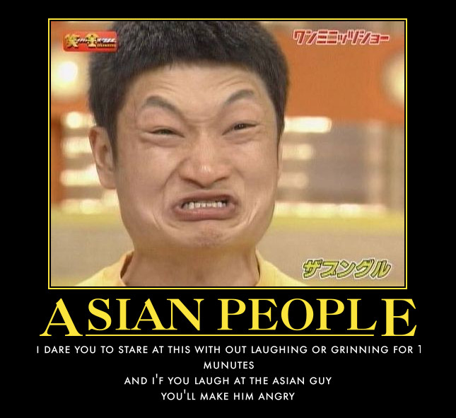 Funny Asian People 26
