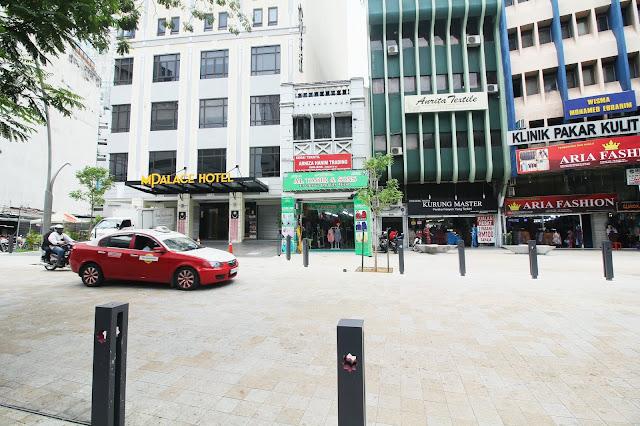Budget Hotel Jalan Tuanku Abdul Rahman