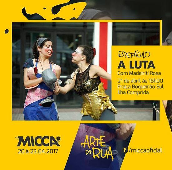 MICCA – Mostra Ilha Comprida & Cananéia de Artes - ATIVIDADES GRATUITAS