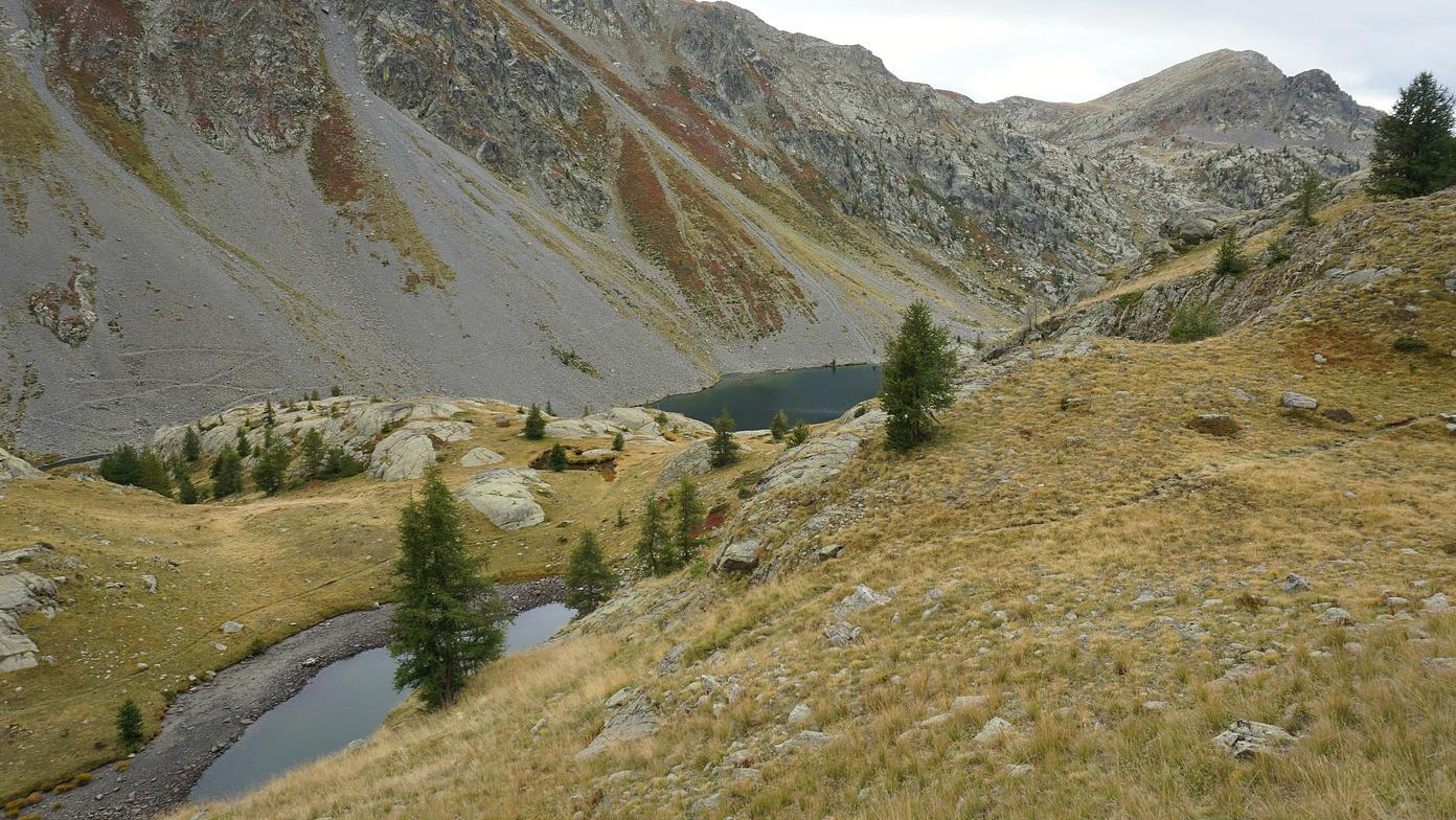 Some of Lacs de Vens