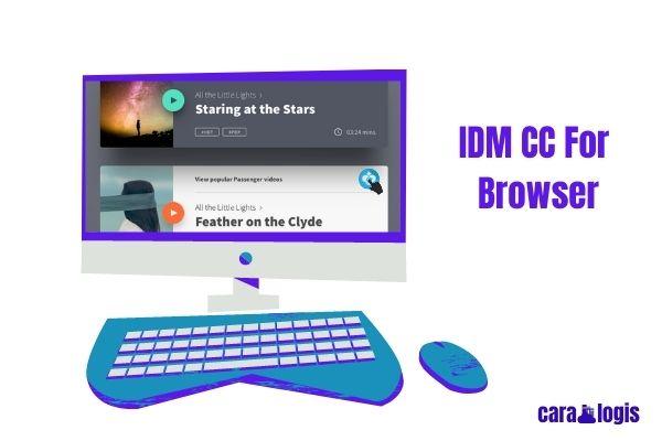 Download IDM CC Chrome & Firefox 100% [Working]