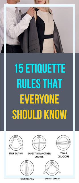 15 Etiquette Rules You Should Follow To Be Polite
