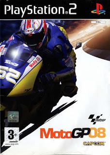 Download MotoGP 08 PS2 ISO