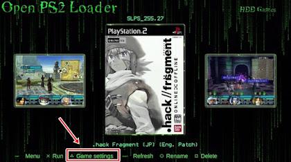 PS2 virtual memory card save game flashdisk harddisk 1