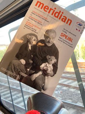 """Zeitschrift """"Meridian"""""""