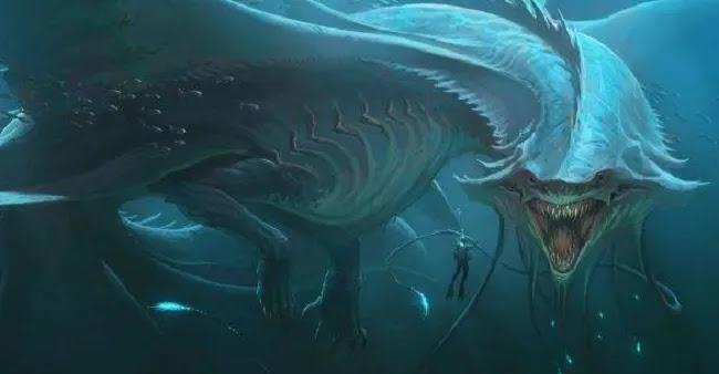 Οι αρχαίοι Ισλανδοί όχι μόνο είδαν διάφορα  θαλάσσια τέρατα, αλλά είχαν πιάσει μερικά για να τα φάνε