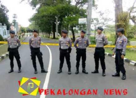 Breaking News ! Kantor Kejaksaan Negeri Kabupaten Pekalongan Diteror Bom
