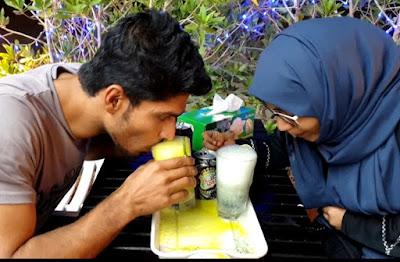 Fuljar soda, fuljar review, kerala trending drink, how to make fuljar soda at home, fuljar pudding
