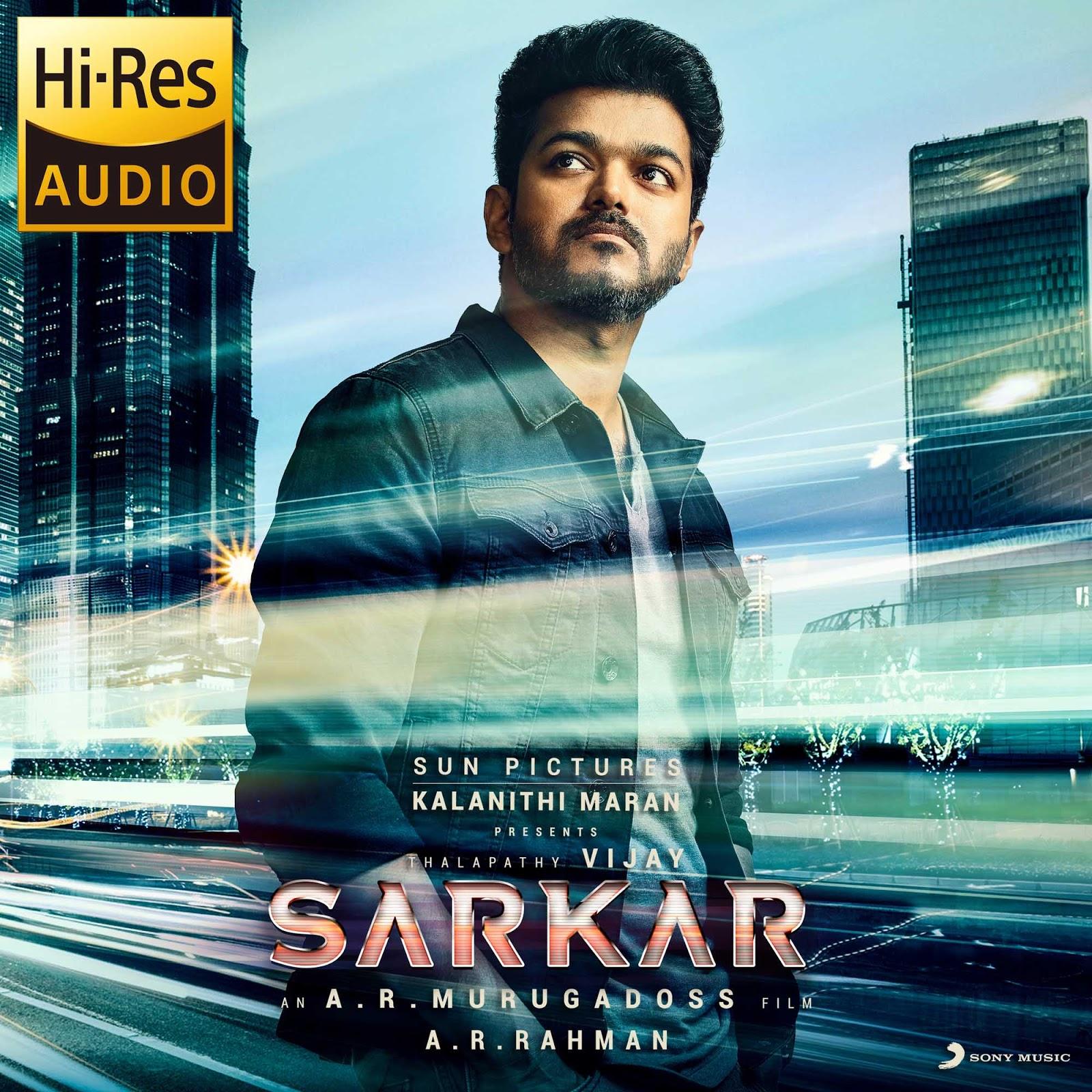 Sarkar - (A R Rahman) 24 BIT [FLAC - 2018]