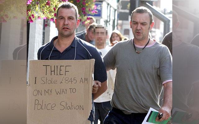 Korban Pencurian Dituntut Pelakunya
