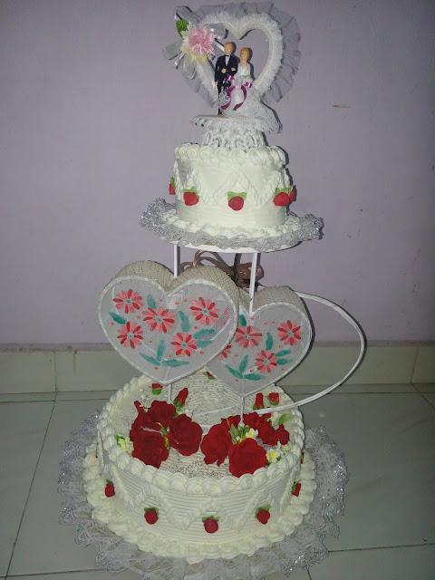 Wedding Tart Kreasi Rezkyka