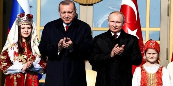 Το γεωπολιτικό παζλ στο τόξο Μαύρη Θάλασσα - Ανατολική Μεσόγειος