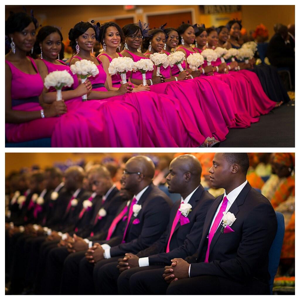 Sensa Greene : Bridal Party: How Many Bridesmaids Do I Need?