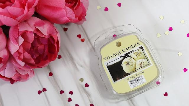 avis Creamy Vanilla de Village Candle